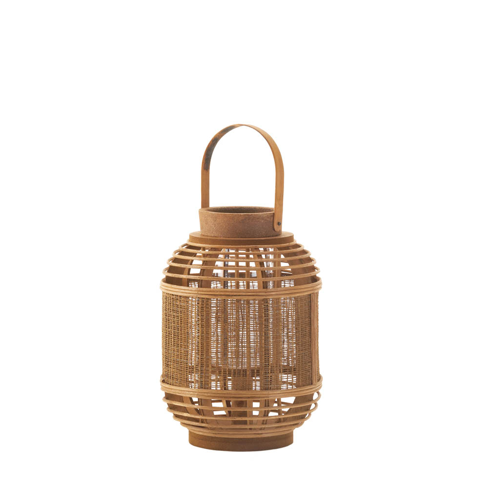 bamboo garden candle lantern s wholesale at koehler home