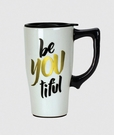 Be You Tiful Travel Mug
