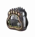 Bear Paw Salt & Pepper Holder