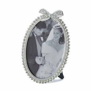Beautiful Bow Photo Frame 5 X 7