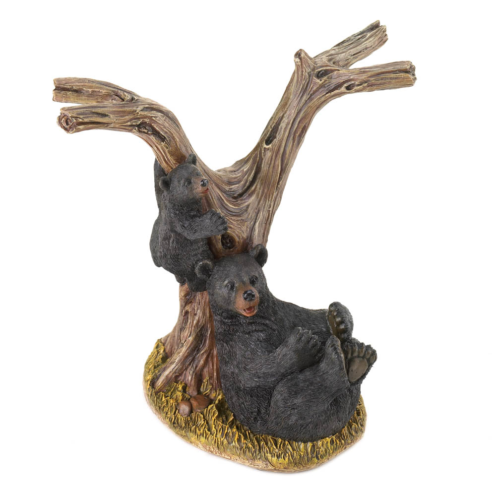 black bear wine bottle holder wholesale at koehler home decor