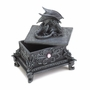 Black Dragon Treasure Box