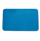 Blue Memory Foam Floor Mat