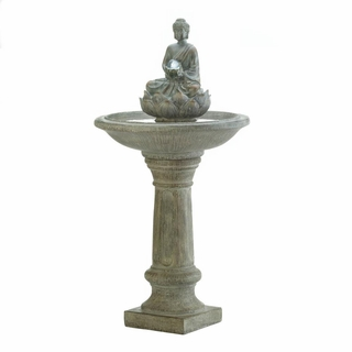 Buddha Pedestal Fountain