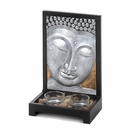 Buddha Plaque Candle Decor