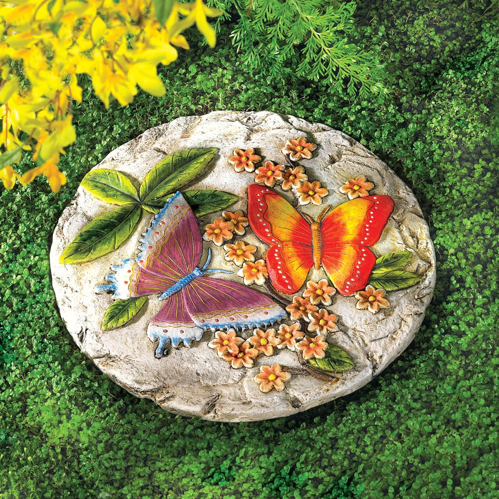 Butterfly Stepping Stone Wholesale At Koehler Home Decor