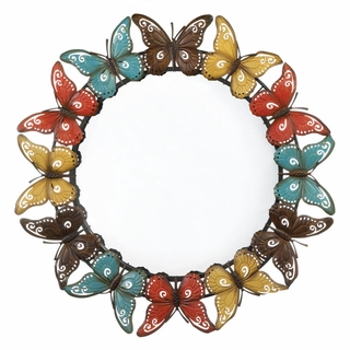 Butterfly Wall Mirror