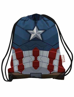 Captain America Cinch Backpack