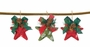 Christmas Stars Christmas Ornament Set
