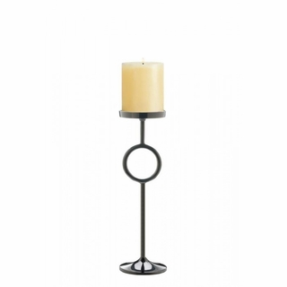 Circle Candle Stand 18""
