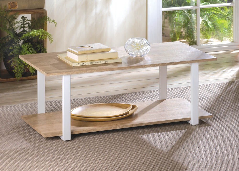 Contemporary cottage coffee table wholesale at koehler for Small cottage coffee table