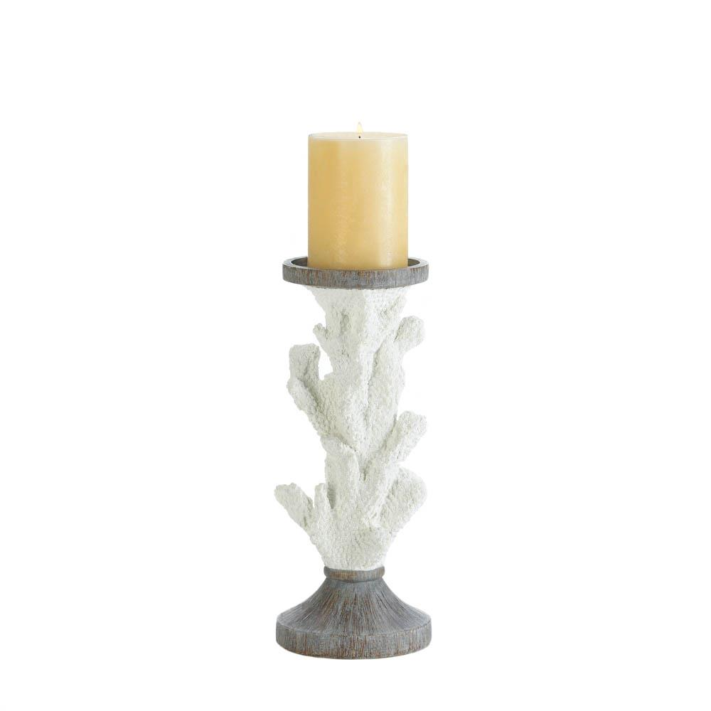 Coral Candle Holder Wholesale At Koehler Home Decor