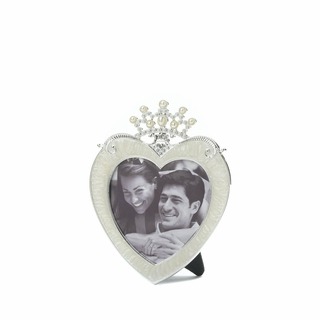 Crown Heart Picture Frame 3 X 3