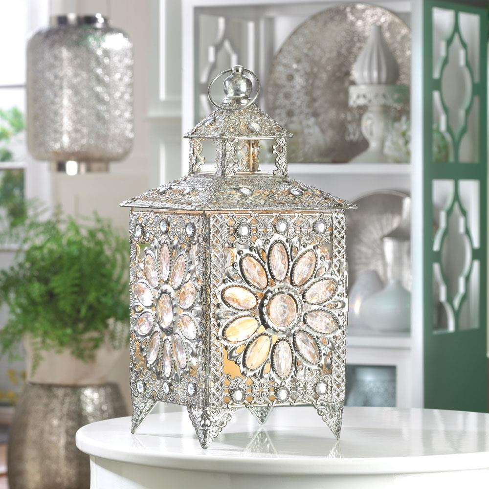 Crown Jewels Candle Lantern Wholesale At Koehler Home Decor