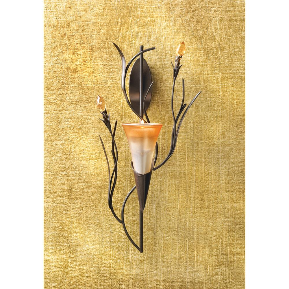 Dawn Lily Wall Sconce Wholesale at Koehler Home Decor