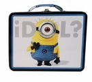 Despicable Me Carl Idol Tin Lunch Box
