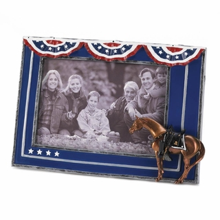 Fallen Heroes Pony Picture Frame