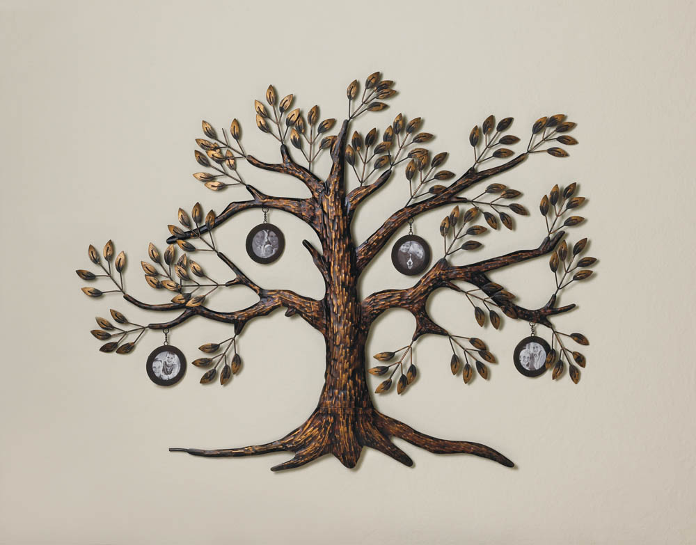 Family Tree Decor For Wall family tree photo wall decor wholesale at koehler home decor