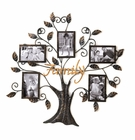 Family Tree Picture Frame Wall Decor