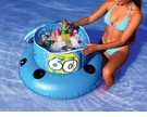 Floating Cooler - 60 Quart