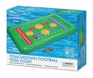 Football Toss Pool Float