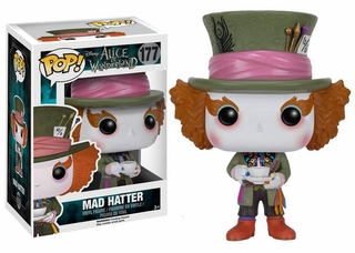 Funk Pop: Disney Mad Hatter