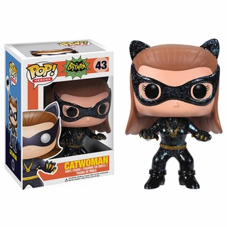 Funko Pop Heroes: Cat Woman 1966