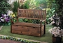 Garden Grove Storage Bench