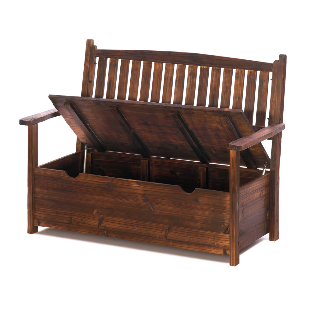 Garden Grove Storage Bench Wholesale At Koehler Home Decor
