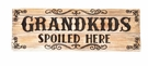 Grandkids Decorative Sign