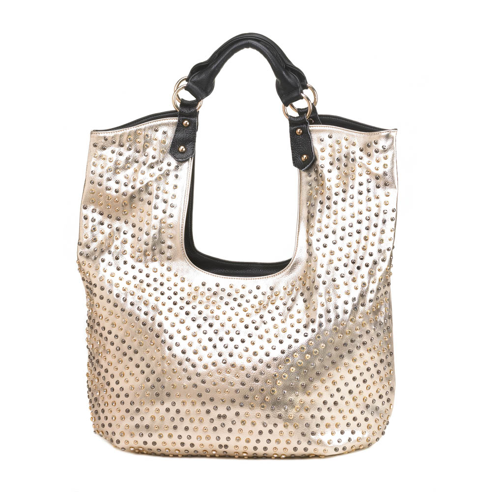 Hollywood Golden Tote HANDBAG