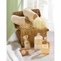Honey Vanilla Bath & Body Gift Basket