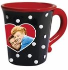 I Love Lucy Lucy Loves Ricky 10 Oz. Mug