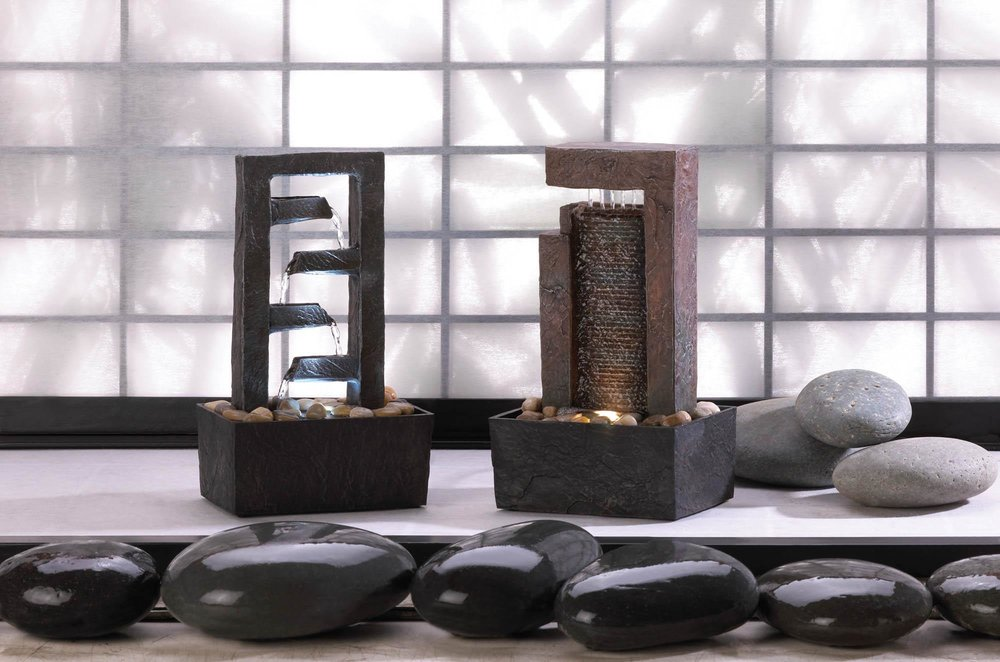Fountain For Home Decoration: Level Flowing Fountain Wholesale At Koehler Home Decor