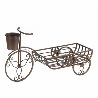 Lonestar Bicycle Planter