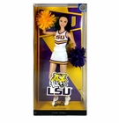 Louisiana State University Barbie Doll
