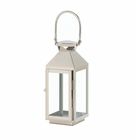 Manhattan Stainless Steel Lantern (S)