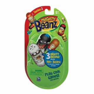 Mighty Beanz Collection