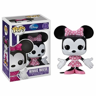Minnie Mouse Disney Pop! Vinyl Figure