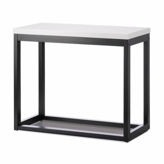 Modern Black & White Table