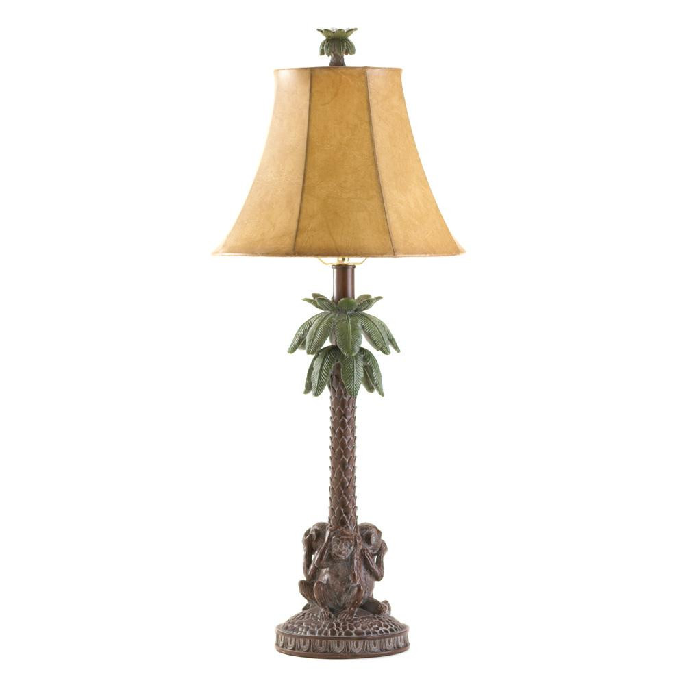 Monkeys bahama lamp wholesale at koehler home decor for Home decorations wholesale