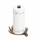 Moose Antler Paper Towel Holder