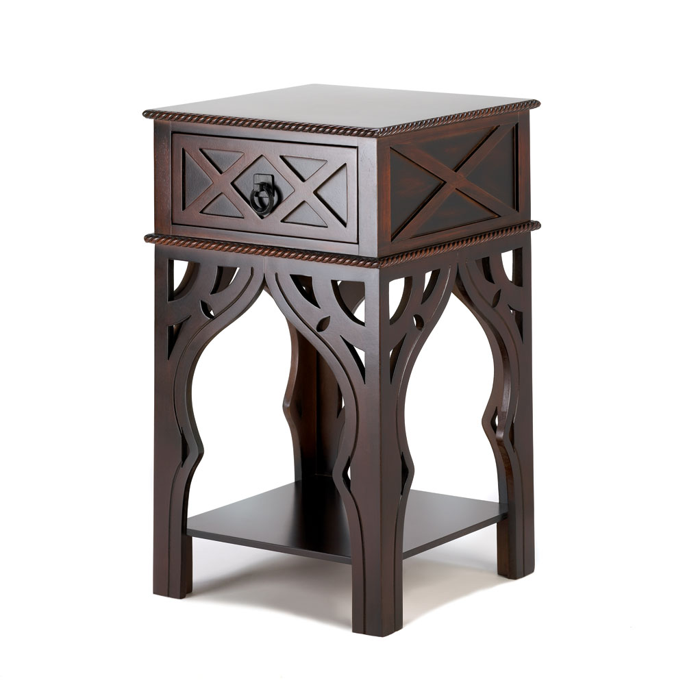 Wholesale Home Decor: Moroccan Side Table Wholesale At Koehler Home Decor