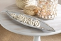 Mother Of Pearl Mosaic Oblong Dish