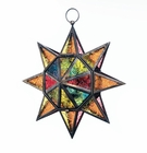 Multi Faceted Star Lantern