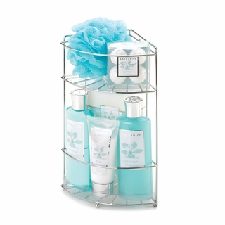 Ocean Oasis Spa Caddy Set