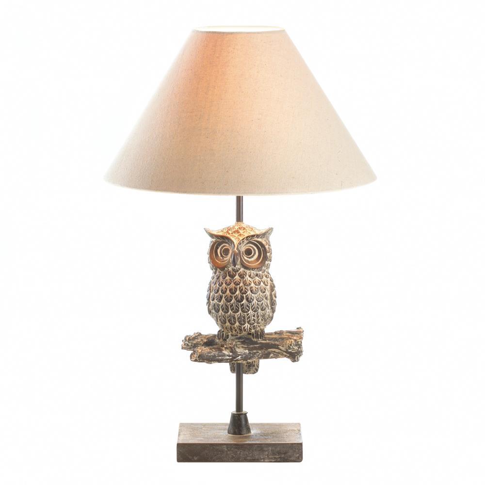 Owl Lamp Wholesale At Koehler Home Decor