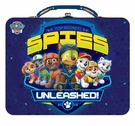 Paw Patrol Spies Unleashed Tin Box