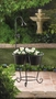 Planter Trio With Water Faucet
