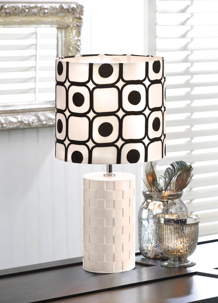 Pop art table lamp wholesale at koehler home decor for Koehler home decor